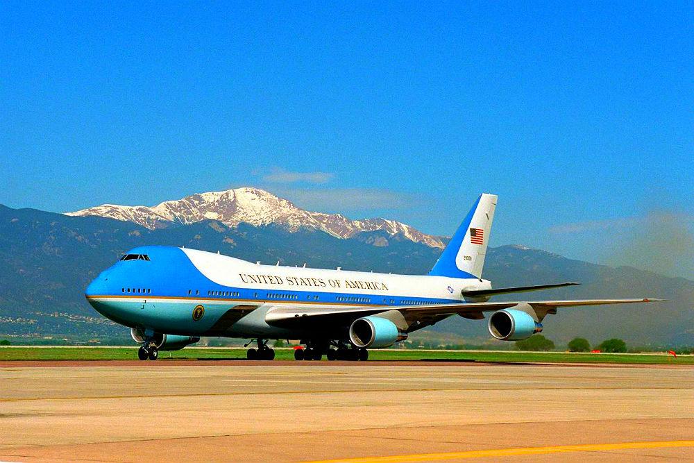 Фото: Boeing VC-25