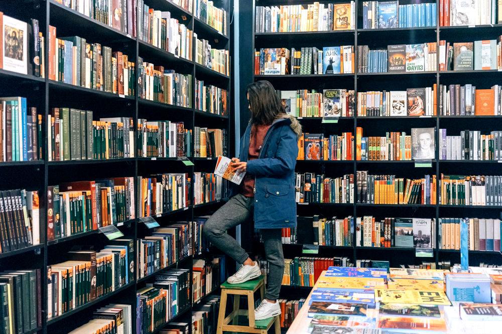 Photo: Bookstore