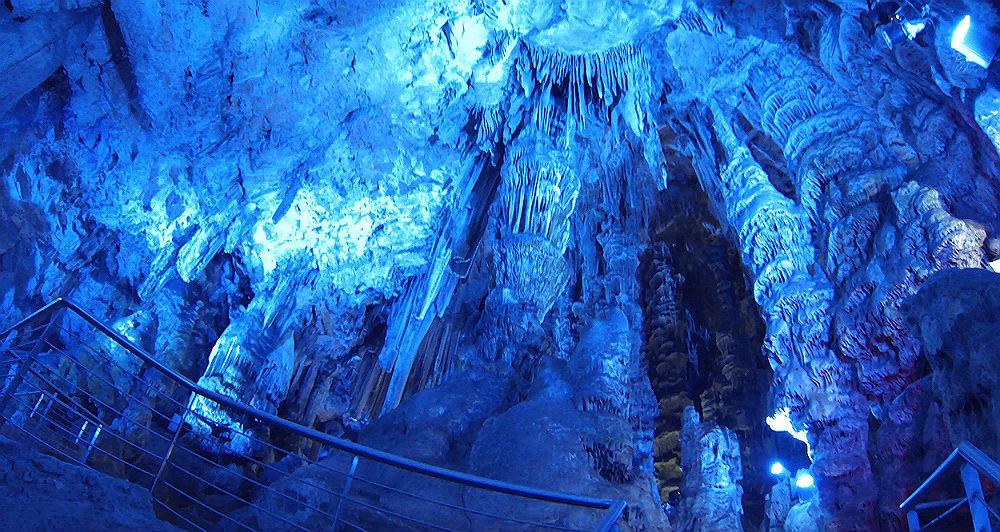 Фото: Пещеры Гибралтара