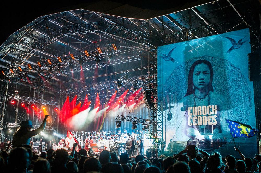 Фото: Фестиваль Eurockeennes