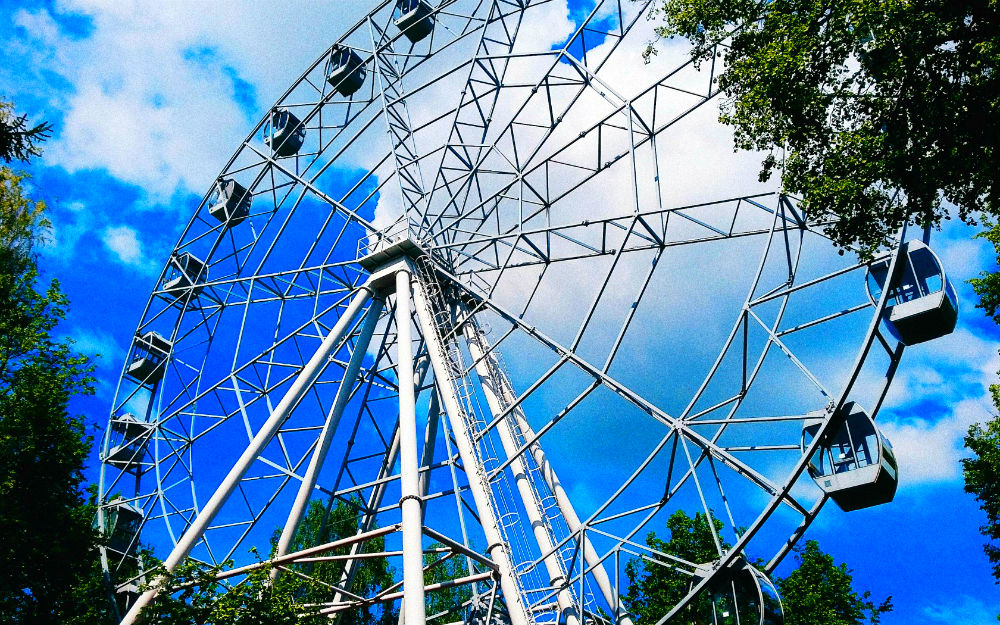 Photo: Ferris wheel