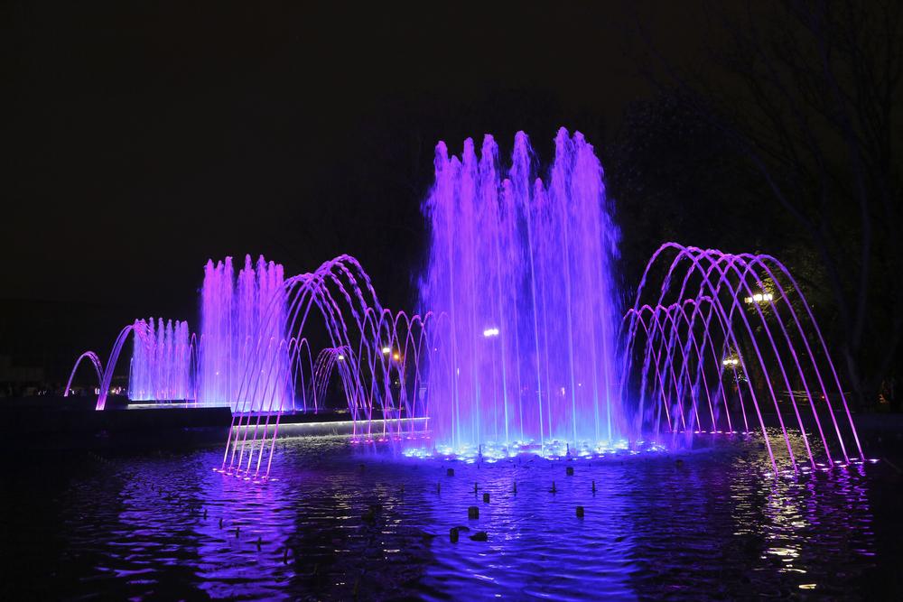 Фото: Поющий фонтан