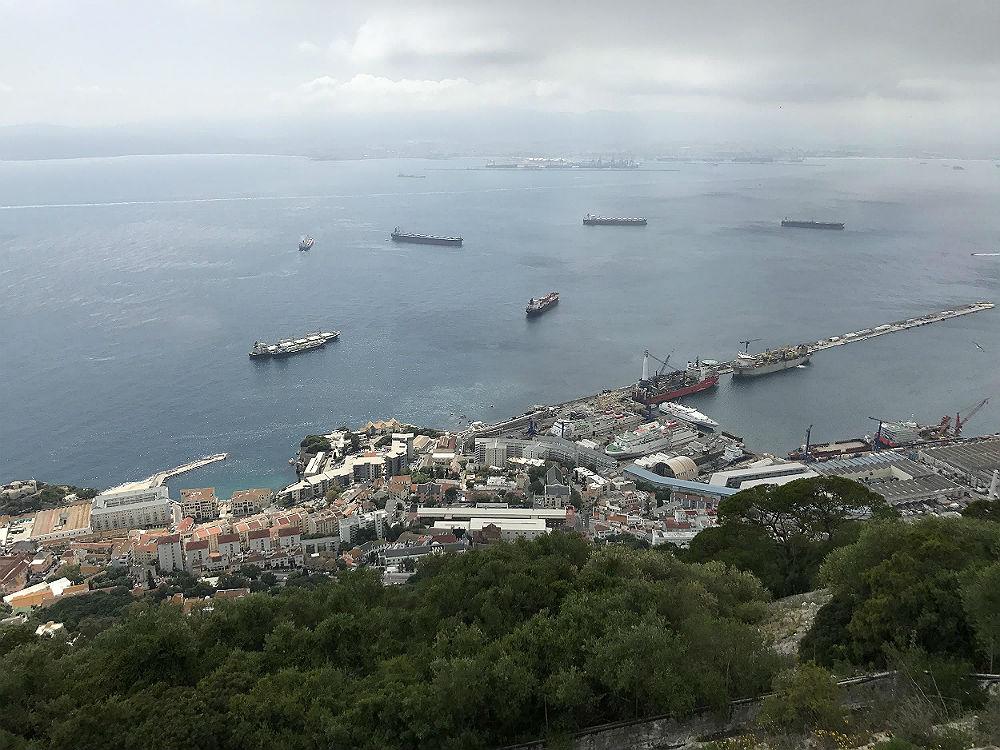 Фото: Гибралтар