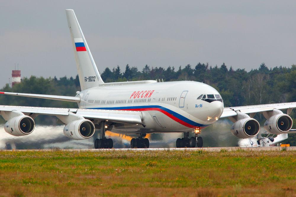 Фото: Ил-96-300ПУ