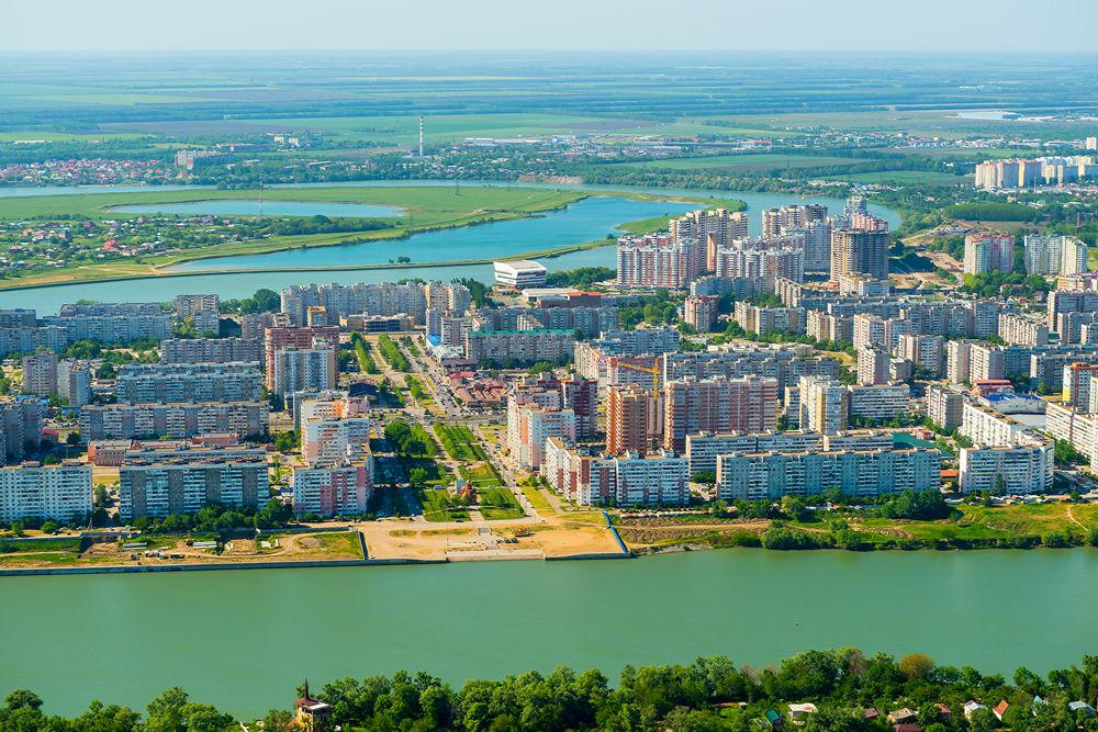 Фото: Река Кубань