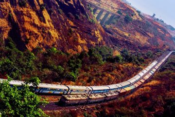 Фото: Железная дорога