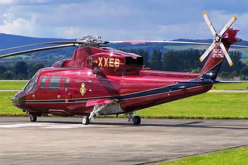 Фото: Sikorsky S-76 Spirit