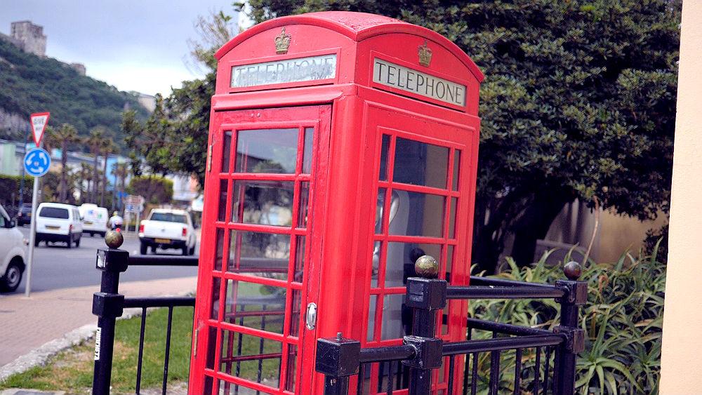 Фото: Телефонная будка