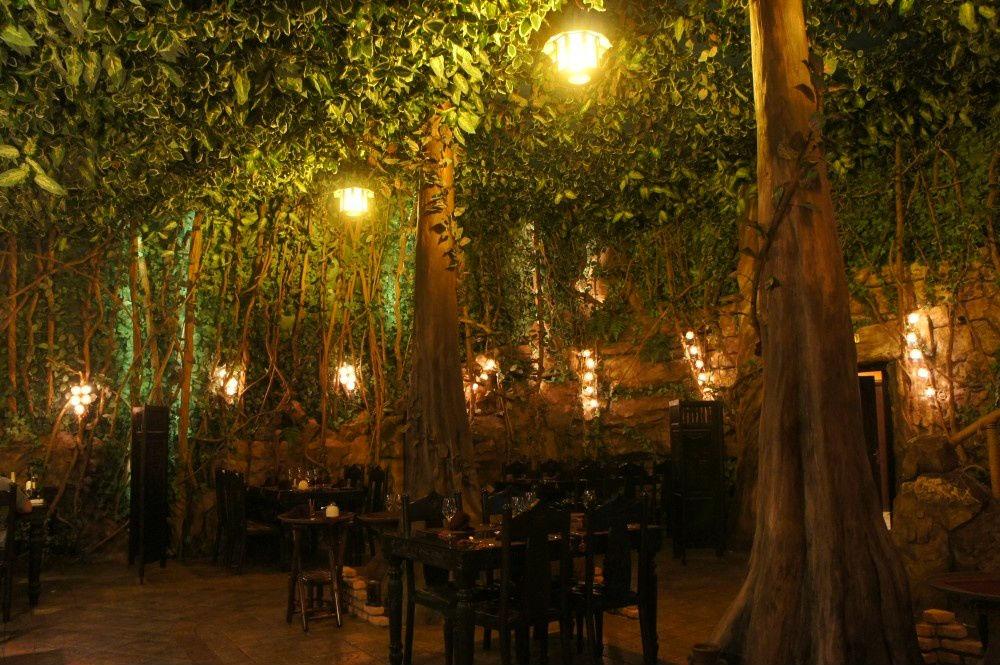 Фото: Ресторан тайской кухни