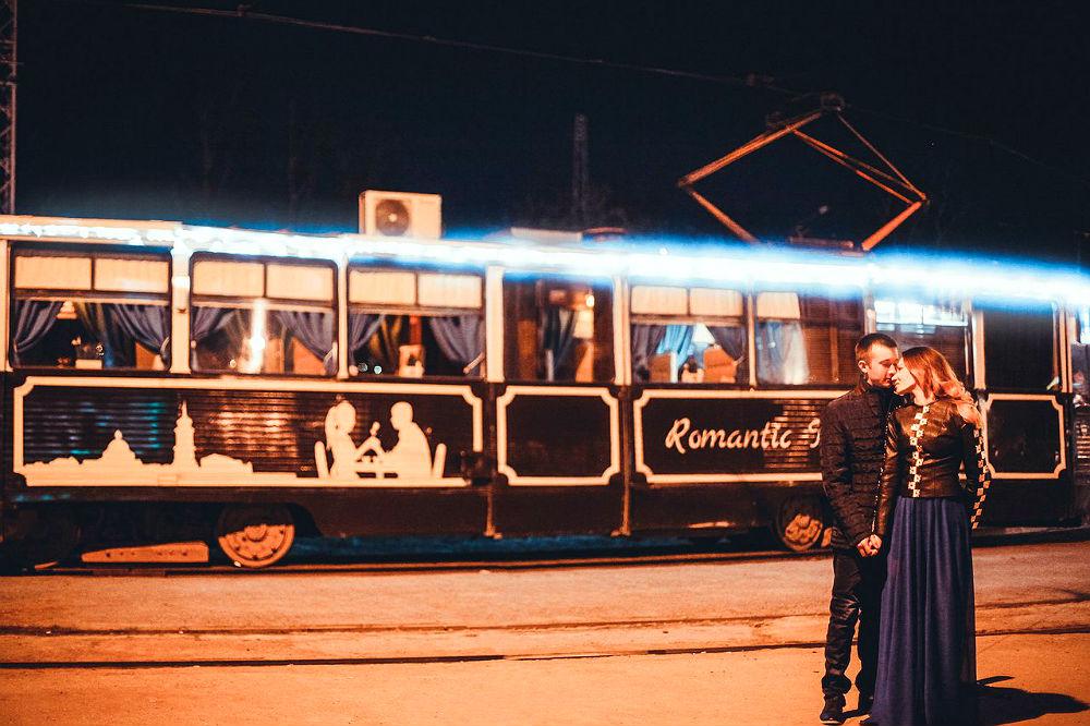 Photo: Tram
