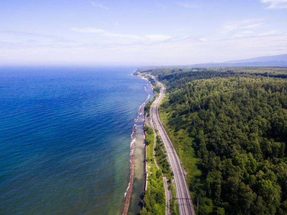Фото:Транссибирская магистраль