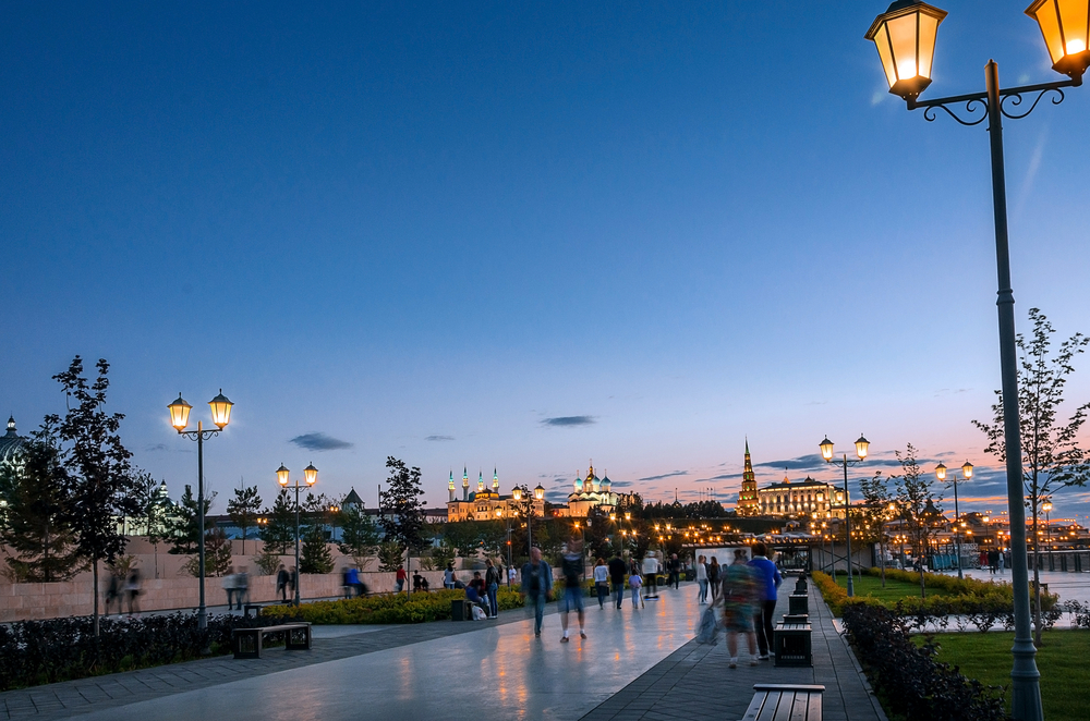 Photo: Kremlin embankment