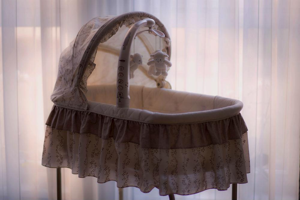 Фото: Детская кроватка