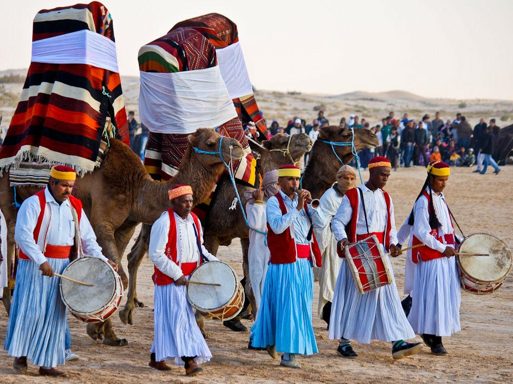 Фото: Фестиваль Сахары
