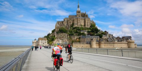 Фото: Путешествие на велосипеде