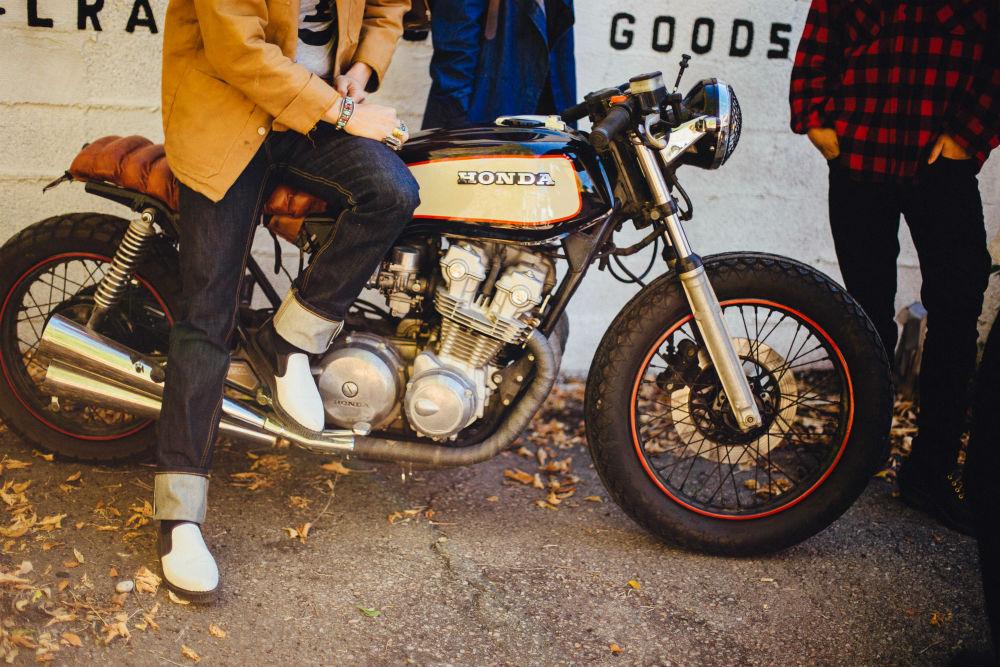 Фото: Мотоцикл