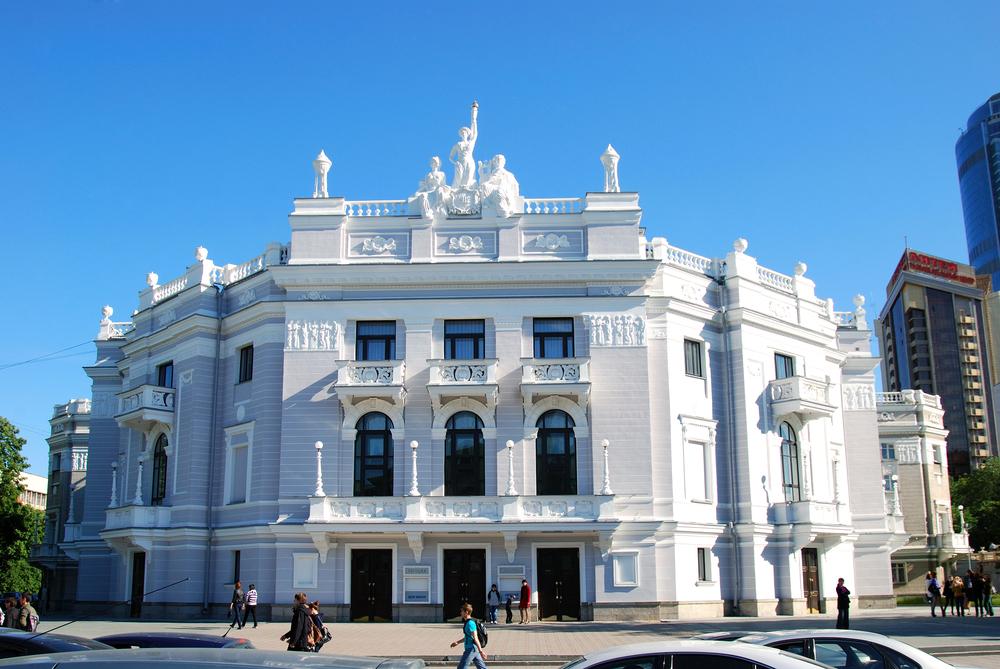 Фото: Оперный театр