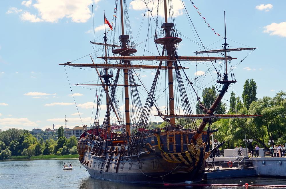 Фото: Корабль-музей