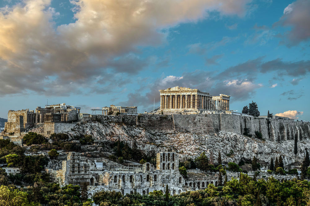 Фото: Акрополь