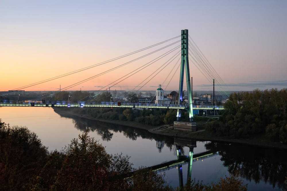 Фото: Мост Влюблённых
