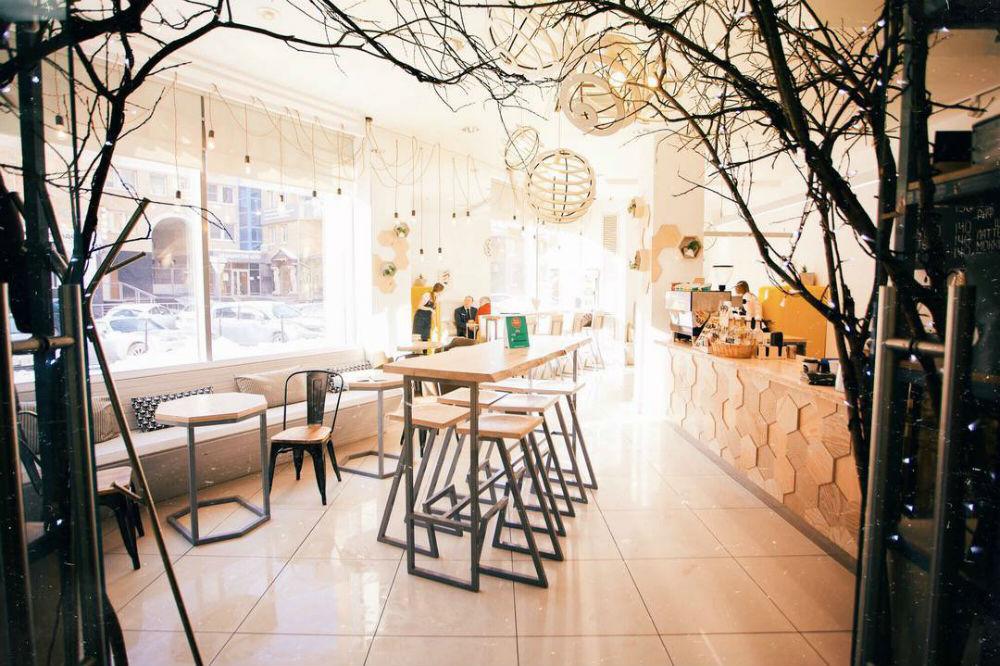 Фото: Кофейня Garden
