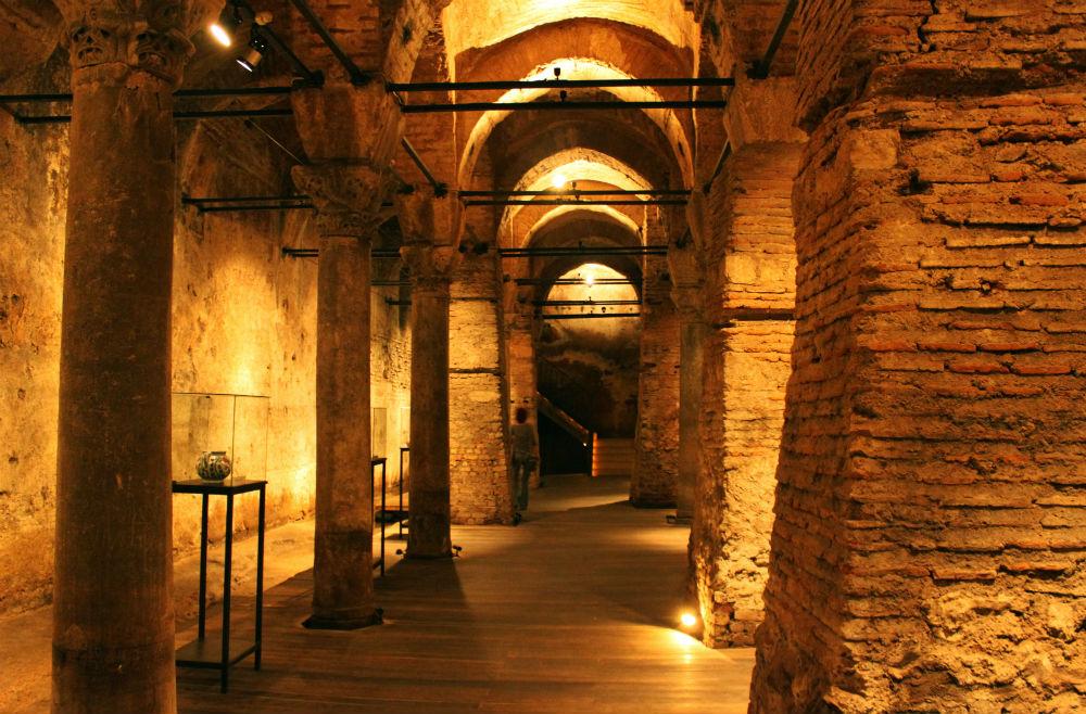 Фото: Подземная цистерна