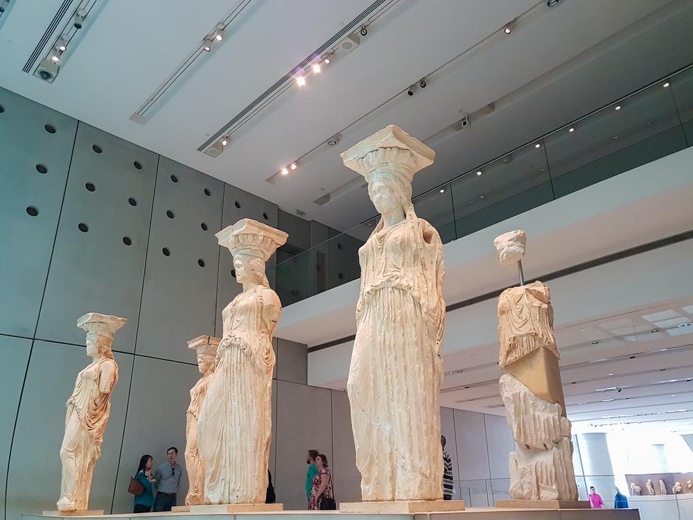 Фото: Музея Акрополя