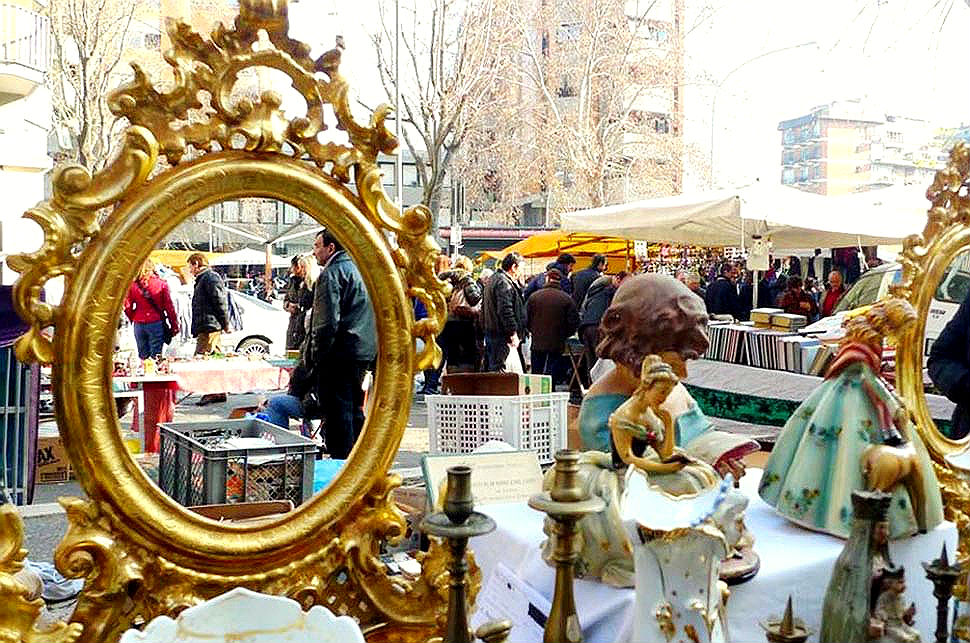 Фото: Рынок Porta Portese