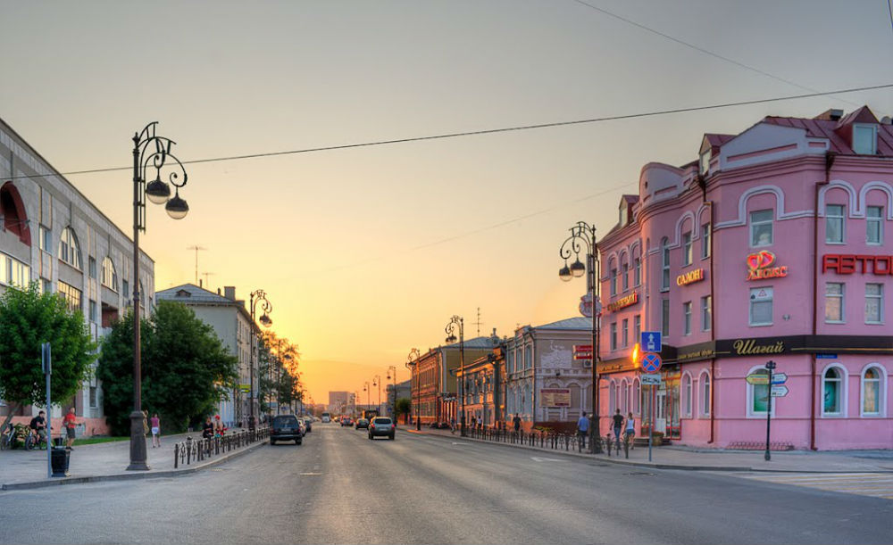 Фото: Улица Республики
