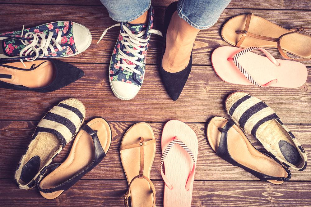 Фото: Обувь