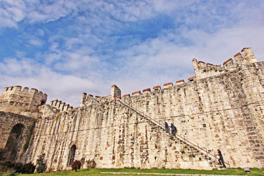 Фото: Константинопольская стена