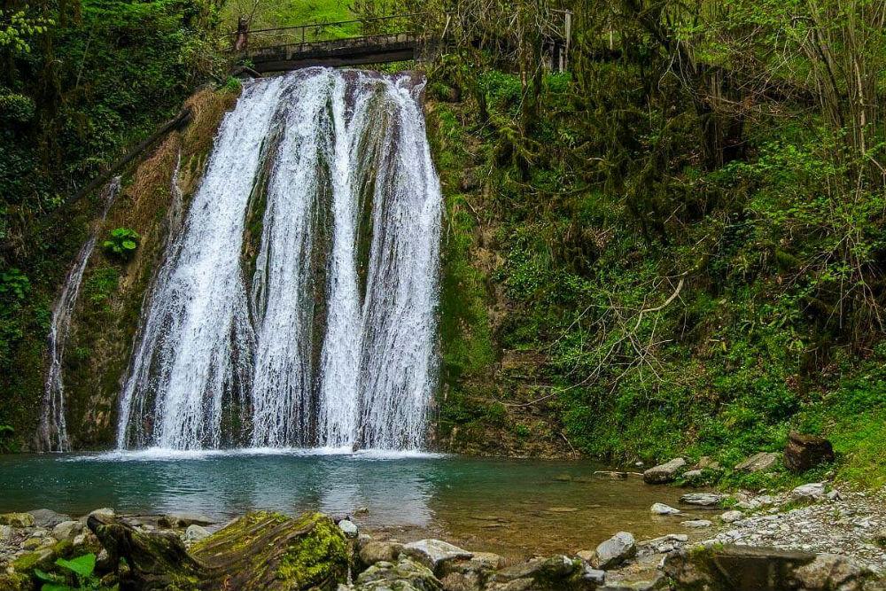 Фото: 33 водопада