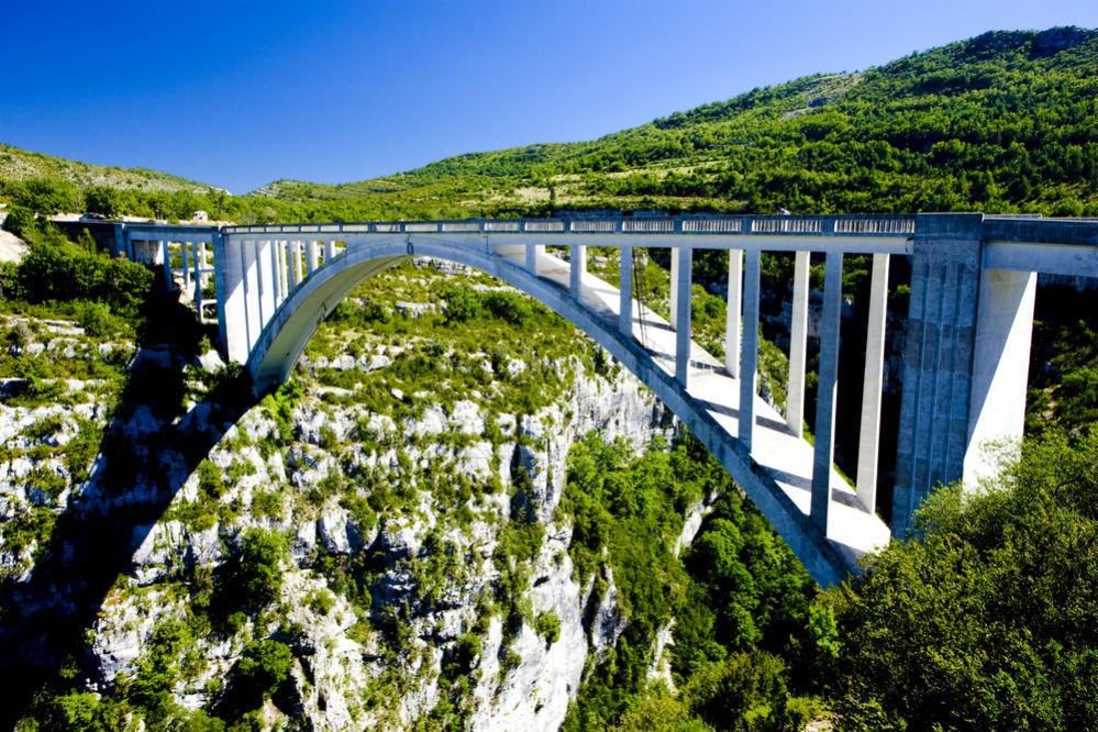 Фото: Арочный мост