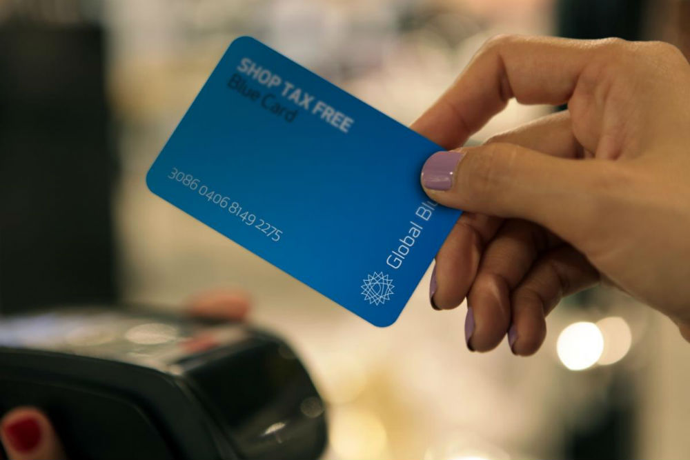 Фото: Blue card