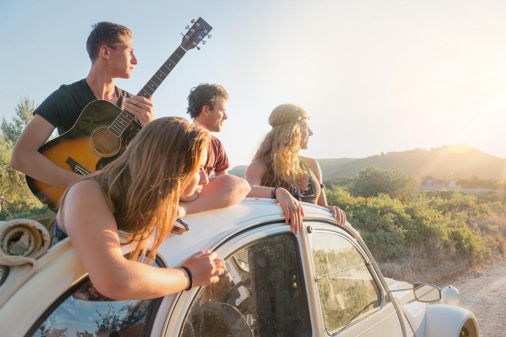 Фото: 6 идей для путешествия на автомобиле