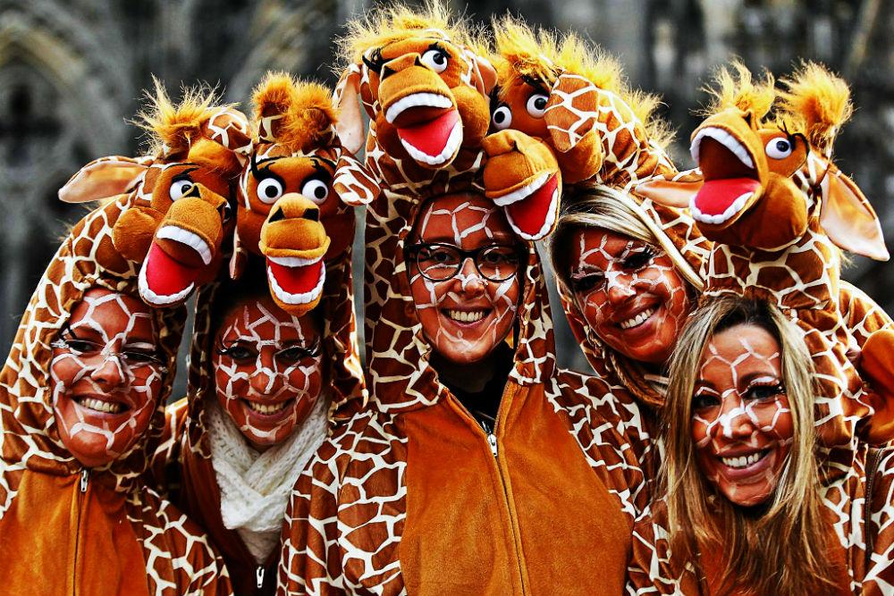 Фото: Карнавал в Кельне