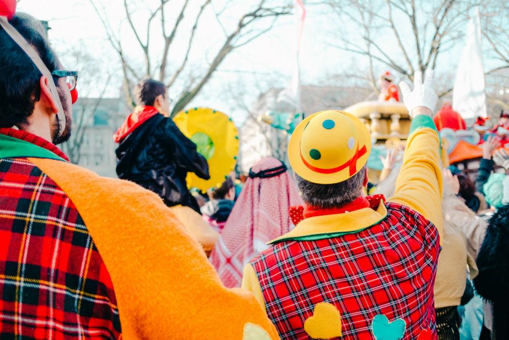 Фото: Карнавал в Майнце