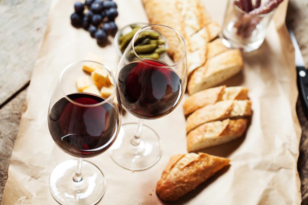Фото: Праздник молодого вина