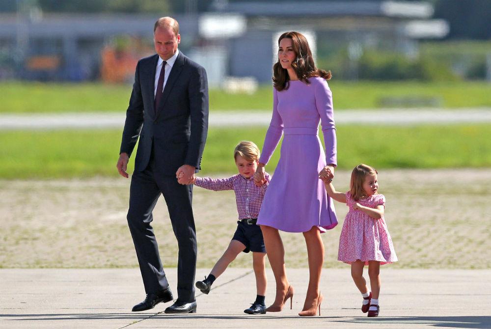 Фото: Королевская семья, Великобритания