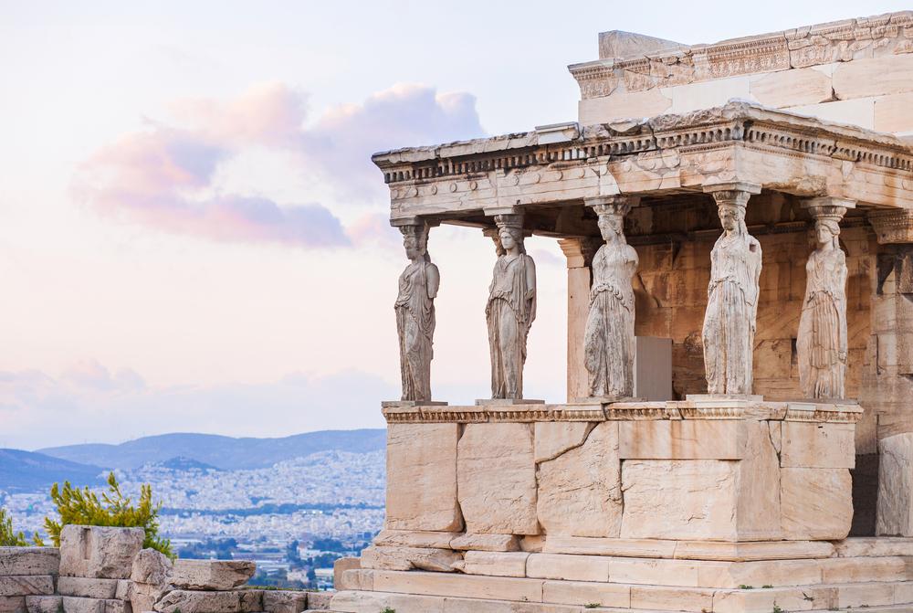 Фото: Греция Бюджетная Европа Бюджетная Европа: едем в низкий сезон greece 1