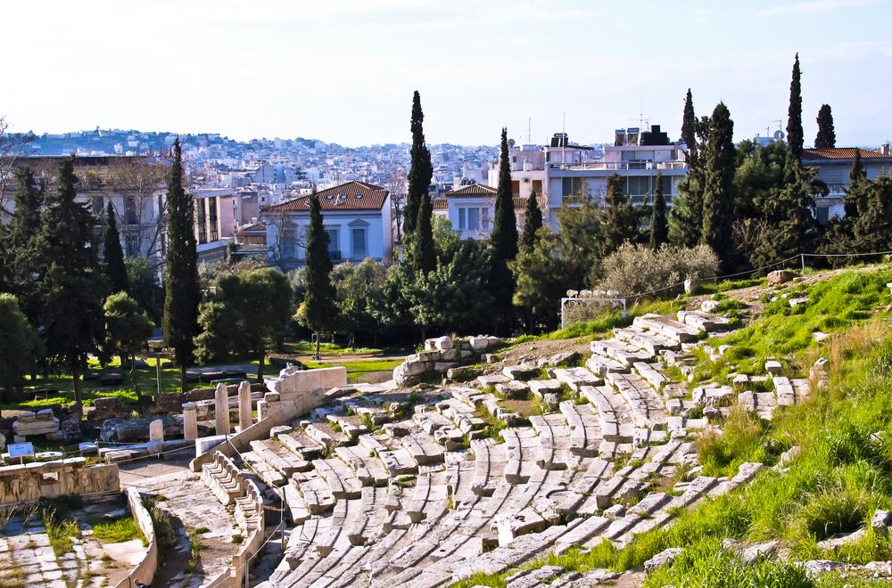 Фото: Греция Бюджетная Европа Бюджетная Европа: едем в низкий сезон greece 2