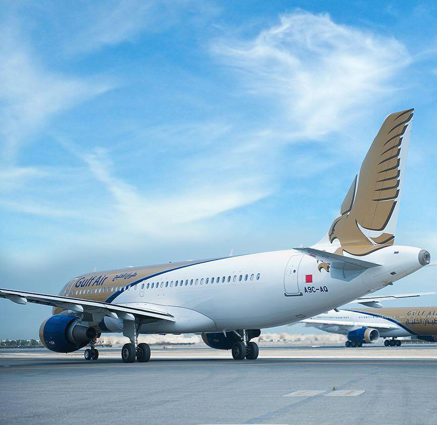 Фото: Авиакомпания Gulf Air