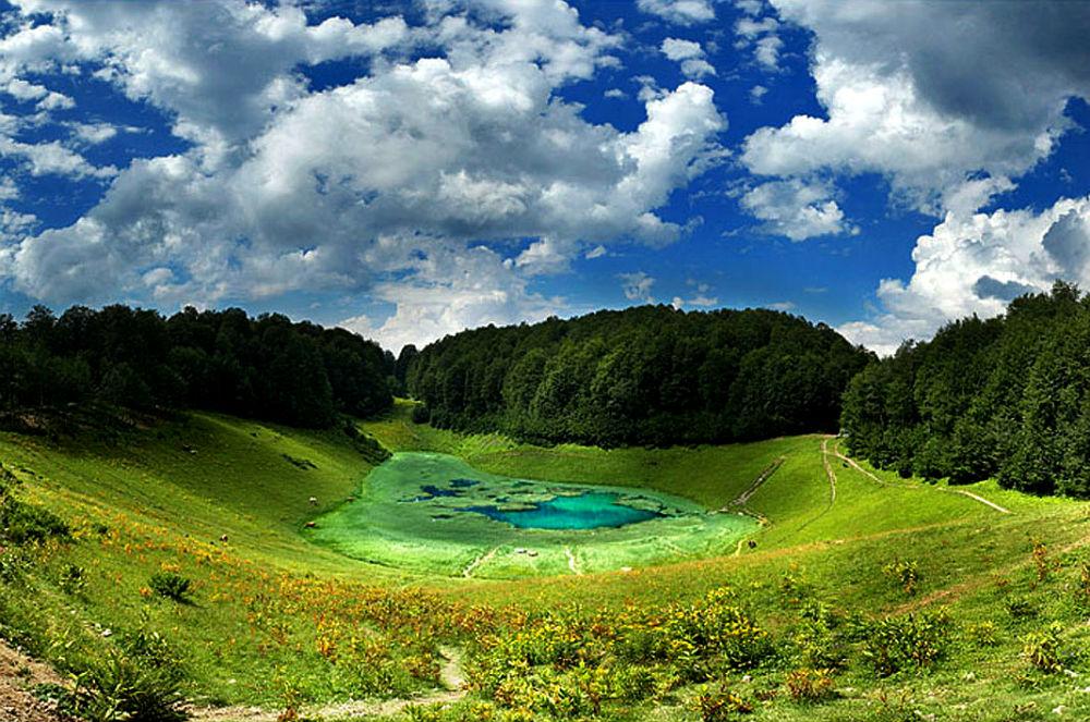Фото: Хмелевские озёра