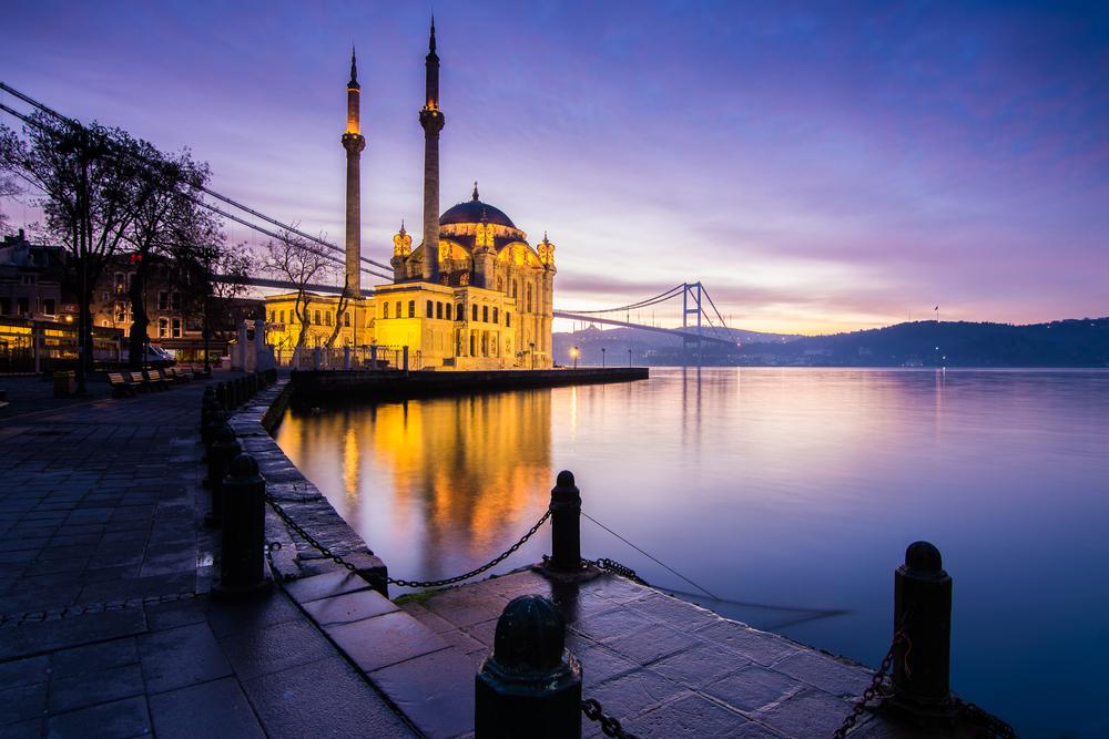 Фото: Стамбул Бюджетная Европа Бюджетная Европа: едем в низкий сезон istanbul 1