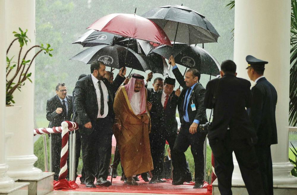 Фото: Король Саудовской Аравии