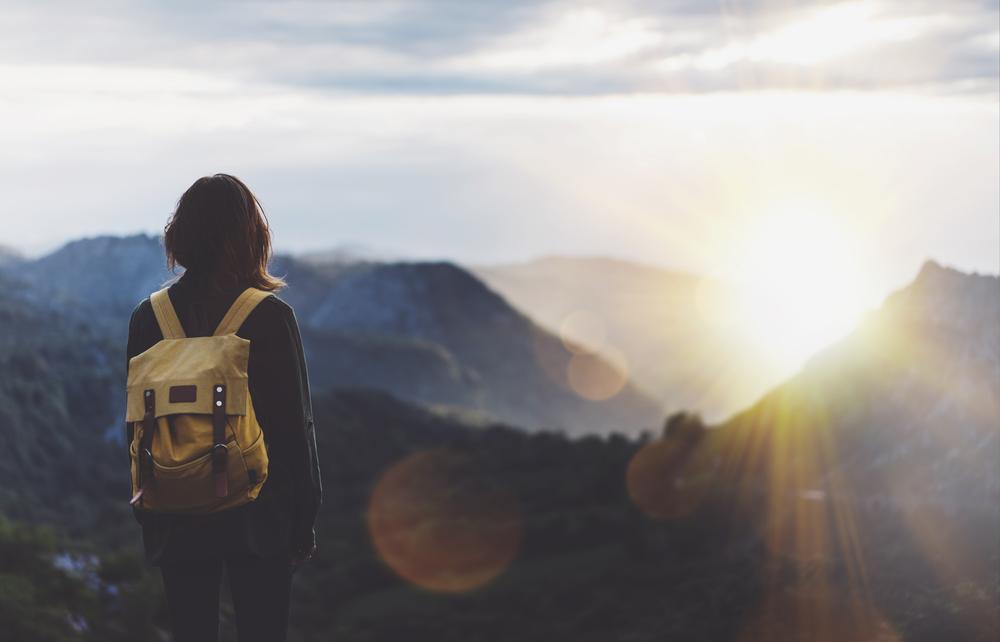 Фото: Походы с маленьким рюкзаком