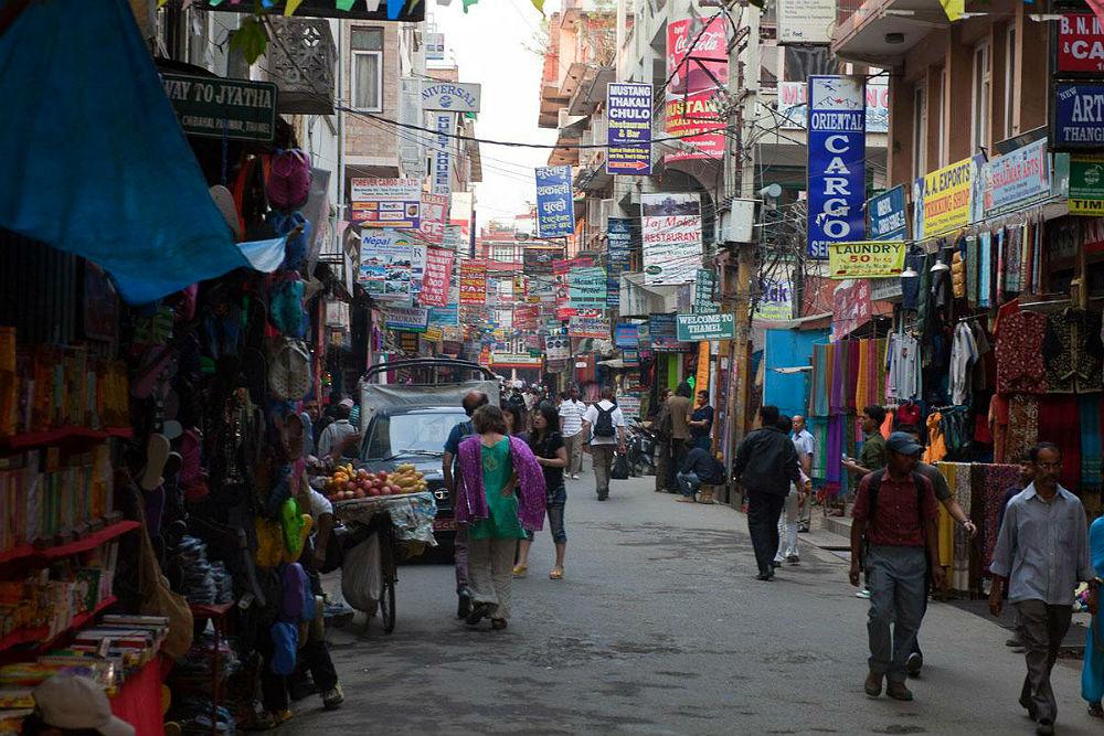 Фото: Катманду