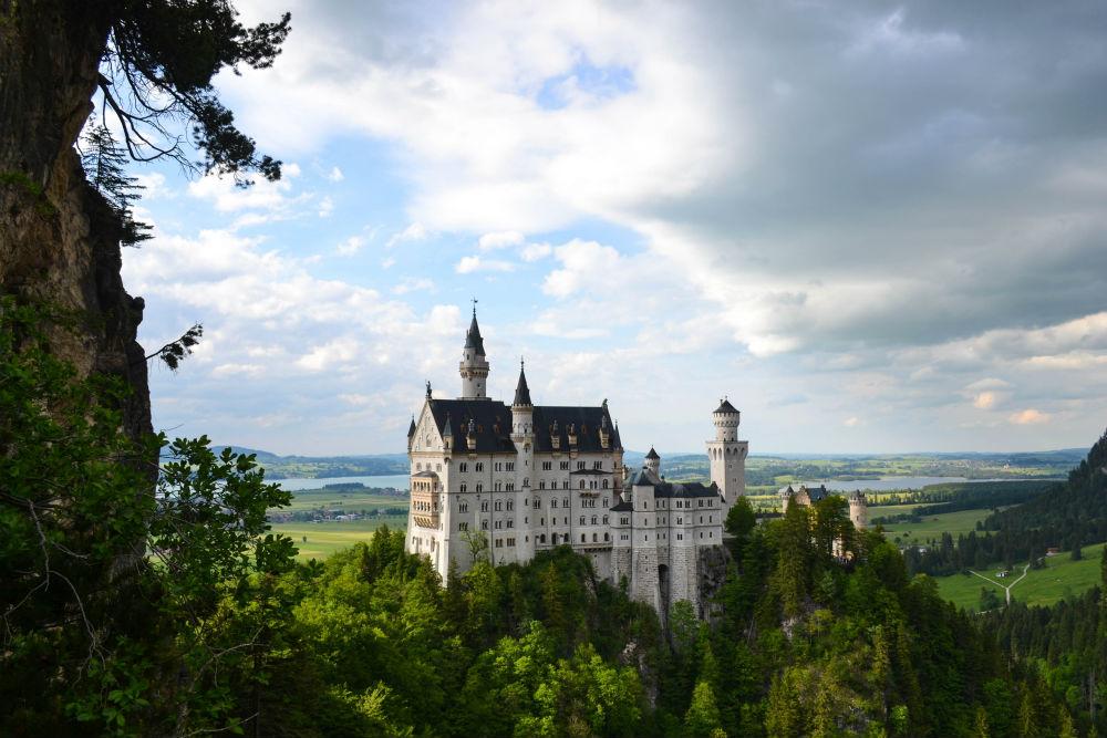 Фото: Замок Нойшванштайн