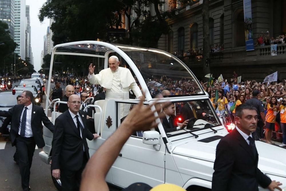 Фото: Папа Римский Франциск