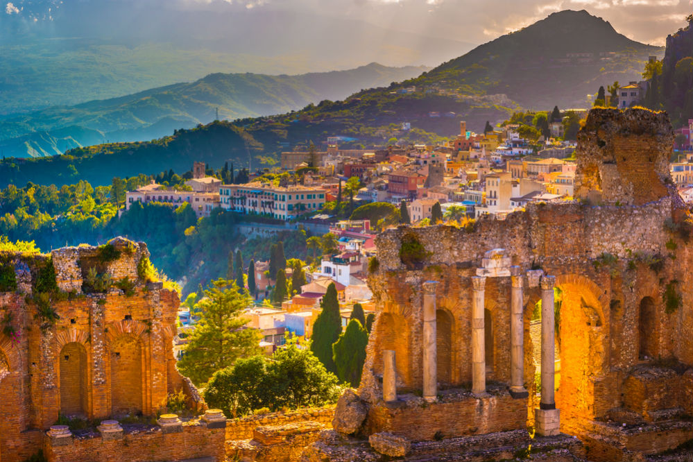 Фото: Сицилия Бюджетная Европа Бюджетная Европа: едем в низкий сезон sicily 1